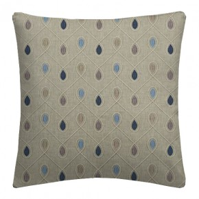 Clarke and Clarke Richmond Healey Denim Cushion Covers
