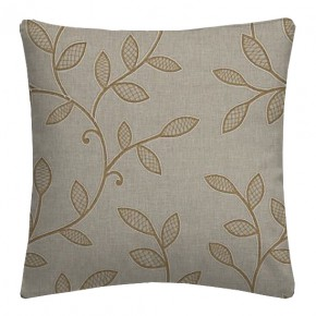 Clarke and Clarke Richmond Hetton Caramel Cushion Covers