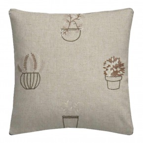Avebury Hidcote Natural Cushion Covers