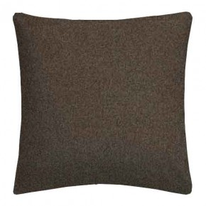Clarke and Clarke Highlander Chocolate Cushion Covers