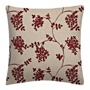 Prestigious Textiles Devonshire Honiton Chianti Cushion Covers