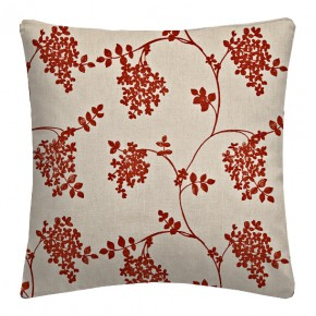 Prestigious Textiles Devonshire Honiton Paprika Cushion Covers
