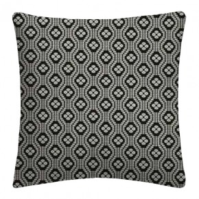 Clarke and Clarke Chateau Hugo Noir Cushion Covers