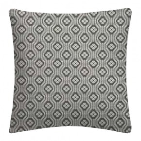 Clarke and Clarke Chateau Hugo Smoke Cushion Covers