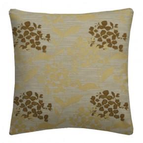 Prestigious Textiles Eden Hydrangea Chartreuse Cushion Covers