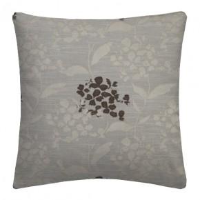 Prestigious Textiles Eden Hydrangea Praline Cushion Covers