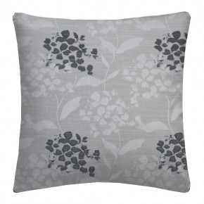 Prestigious Textiles Eden Hydrangea Sterling Cushion Covers