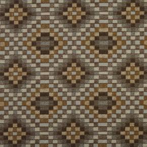 Prestigious Textiles Iona Piccola Umber Curtain Fabric