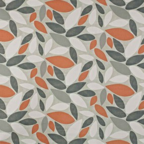 Prestigious Textiles SouthBank Pimlico Mango Curtain Fabric