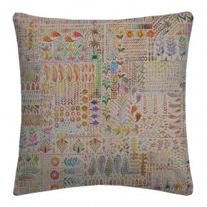 Country Garden In The Garden Linen Cushion Covers