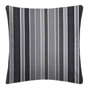 Prestigious Textiles Annika Ingrid Graphite Cushion Covers