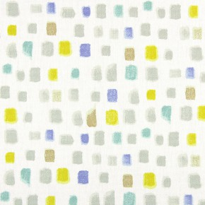 Prestigious Textiles Pickle Pip Azure Curtain Fabric