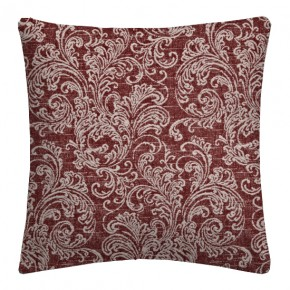 Prestigious Textiles Devonshire Ivybridge Chianti Cushion Covers
