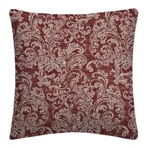 Prestigious Textiles Devonshire Ivybridge Chianti Cushion Covers