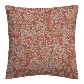 Prestigious Textiles Devonshire Ivybridge Paprika Cushion Covers