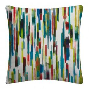 A Prestigious Textiles Decadence Jasper Adriatic Cushion Covers