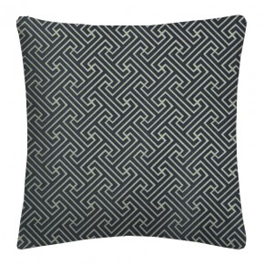 Prestigious Textiles Metro Key Anthracite Cushion Covers
