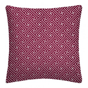 Prestigious Textiles Metro Key Fuchsia Cushion Covers