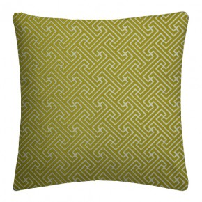 Prestigious Textiles Metro Key Lime Cushion Covers