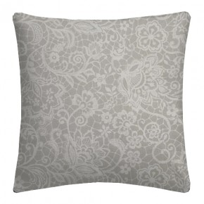 Clarke and Clarke Garden Party Lace Pebble Cushion Covers