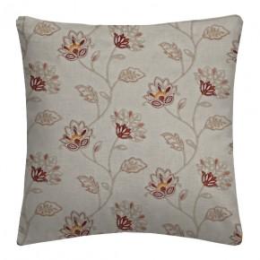 Prestigious Textiles Provence LaRochelle Paprika Cushion Covers