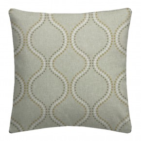 Clarke and Clarke Halcyon Layton Chartreuse Cushion Covers