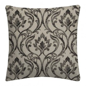 Clarke and Clarke Richmond Leyburn Charcoal Cushion Covers
