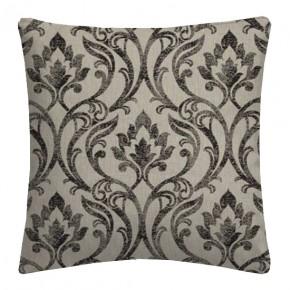 Clarke and Clarke Richmond Leyburn Charcoal Cushion Covers