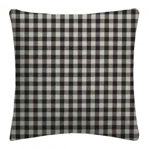 Clarke and Clarke Glenmore Loch Charcoal Cushion Covers