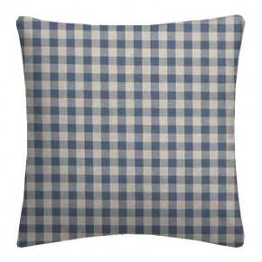 Clarke and Clarke Glenmore Loch Denim Cushion Covers