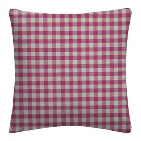 Clarke and Clarke Glenmore Loch Fuchsia Cushion Covers