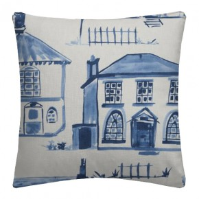 Clarke and Clarke Folia Maison Delft Cushion Covers