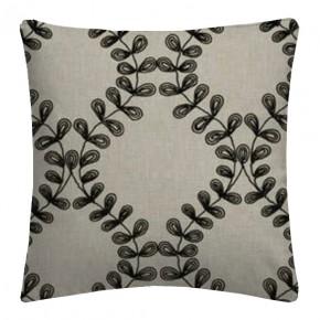 Clarke and Clarke Richmond Malham Charcoal Cushion Covers
