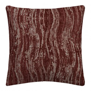 Prestigious Clarke Cosmopolitan Marble Redwood Cushion Covers