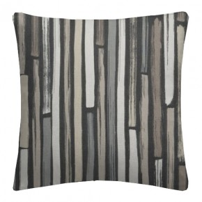 Clarke and Clarke Folia Marcelle Charcoal Cushion Covers