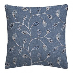 Prestigious Textiles Provence Marseille Indigo Cushion Covers