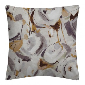 Prestigious Textiles Iona Marsella Umber Cushion Covers