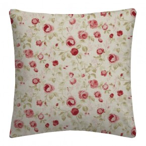 Clarke and Clarke Genevieve Maude OldRose Cushion Covers