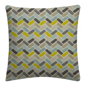Clarke and Clarke Cariba Maya Chartreuse Cushion Covers