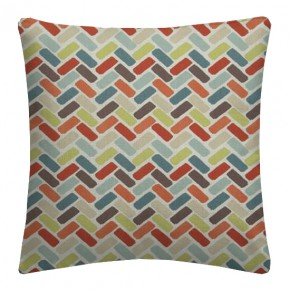 Clarke and Clarke Cariba Maya Spice Cushion Covers