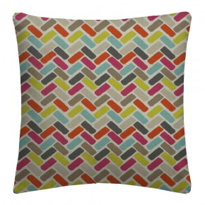 Clarke and Clarke Cariba Maya Summer Cushion Covers