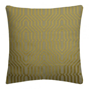 Prestigious Textiles Focus Mercury Citron Cushion Covers
