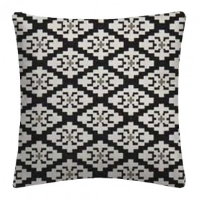 Clarke and Clarke Chateau Michel Ebony Cushion Covers
