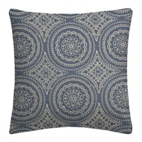 Prestigious Textiles Provence Montpellier Indigo Cushion Covers