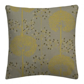 Prestigious Textiles Eden Moonseed Chartreuse Cushion Covers