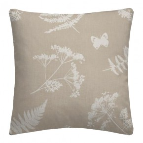 Clarke and Clarke Sketchbook Moorland Taupe Cushion Covers