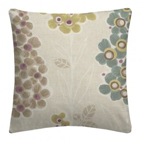 Clarke and Clarke Cariba Mustique Heather Cushion Covers