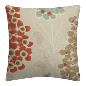 Clarke and Clarke Cariba Mustique Spice Cushion Covers
