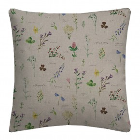 Country Garden Nerium Linen Cushion Covers
