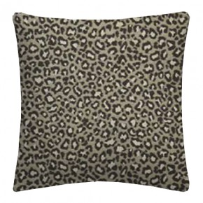 Clarke and Clarke Chateau Ocelot Noir Cushion Covers